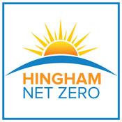Hingham Net Zero Logo