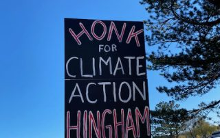 honk for climate action