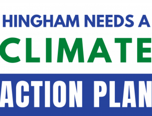 CALL TO ACTION – Tell the Advisory Committee that you support the Climate Action Plan warrant articles!