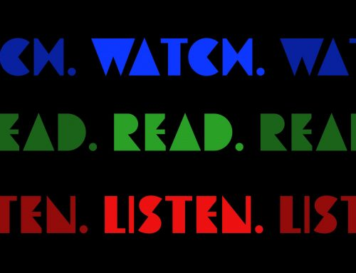 An Incomplete Reading, Watching, and Listening Guide