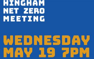 HNZ Meeting Wednesday May 19 at 7pm