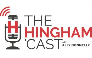 The Hingham Cast Logo