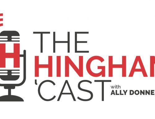 Listen to the Hingham Cast with Ally Donnelly