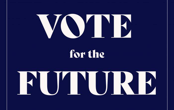 Vote for the Future